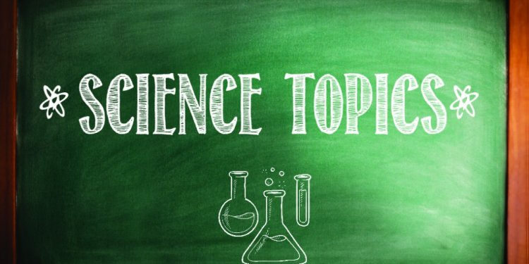 100 Science Topics for