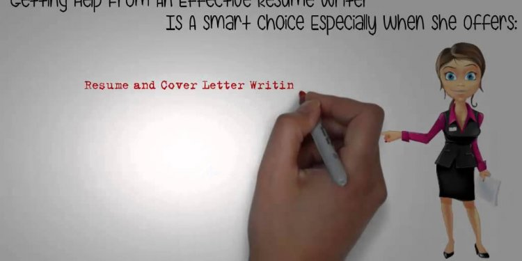 Resume/Cover Letter Writing