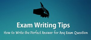 test Writing Tips