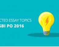 Topics for essay writing in English